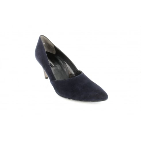 PAUL GREEN 3367-02 Navy Womens Shoe
