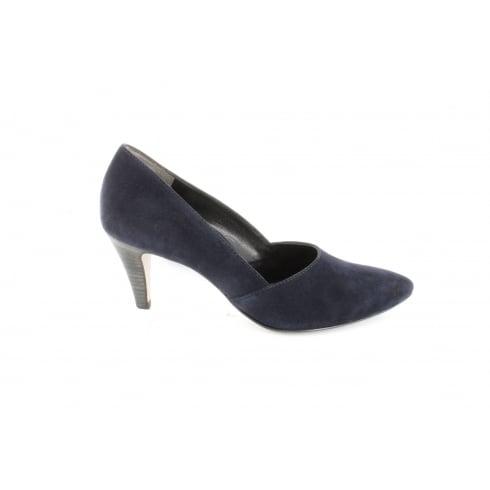 PAUL GREEN 3367-02 Navy Womens Shoe