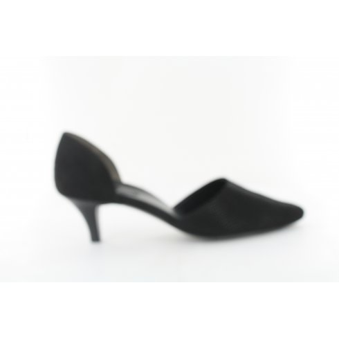 PAUL GREEN 3378-00 Black Womens Shoe