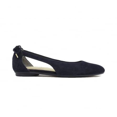 PAUL GREEN 3553-01 Blue Womens Shoe