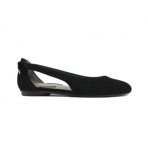 PAUL GREEN 3553-04 Black Womens Shoe