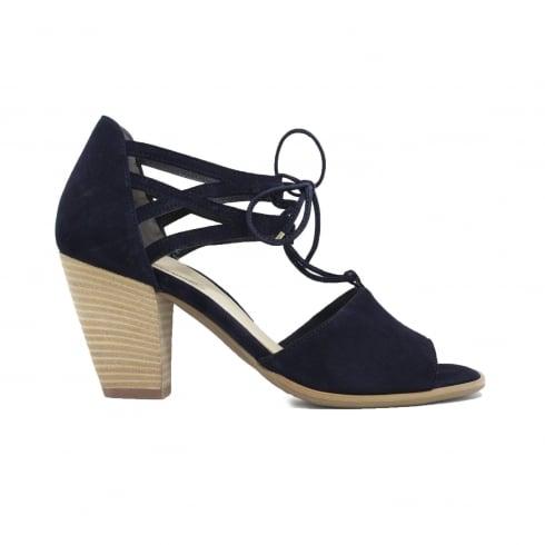 PAUL GREEN 3564-02 Blue Womens Shoe