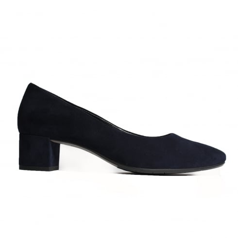PAUL GREEN 3580-02 Navy Womens Shoes