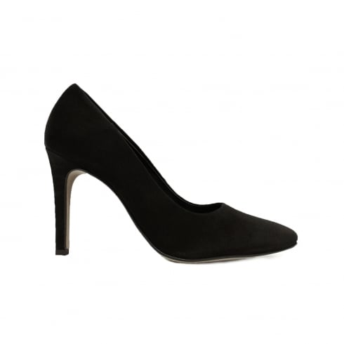 PAUL GREEN 3591-00 Black Womens Shoe