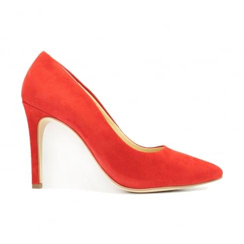 PAUL GREEN 3591-02 Red Womens Shoe