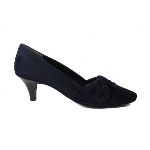 PAUL GREEN 3627-00 Navy Womens Shoe