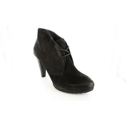 PAUL GREEN 3910-51 Black Womens Boot