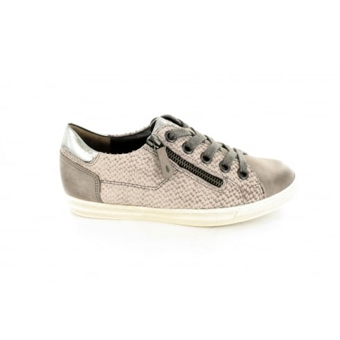 PAUL GREEN 4128-14 Metallic Womens Shoe
