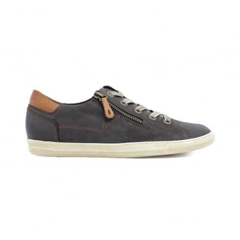 PAUL GREEN 4128-31 Grey Womens Shoe