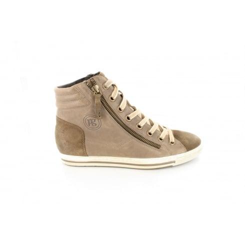 PAUL GREEN 4213-02 Brown Womens Boot