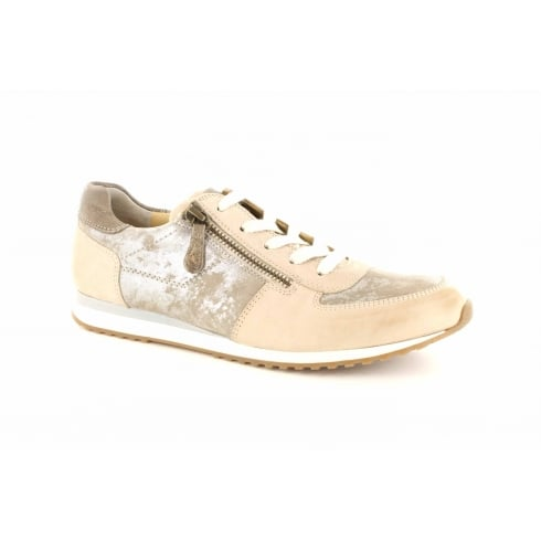 PAUL GREEN 4252-01 Beige Womens Shoe