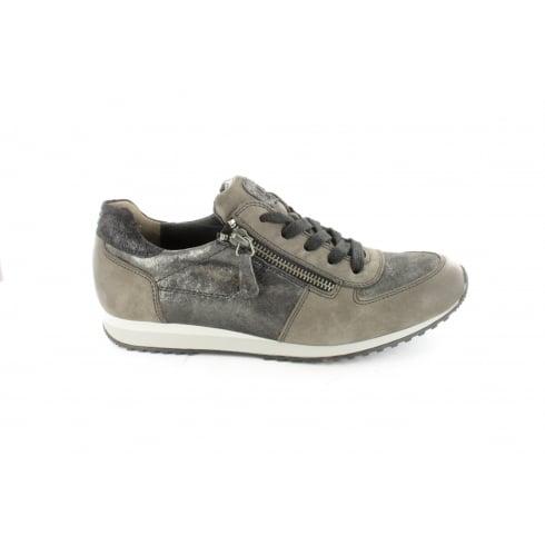 PAUL GREEN 4252-09 Metallic Womens Shoe