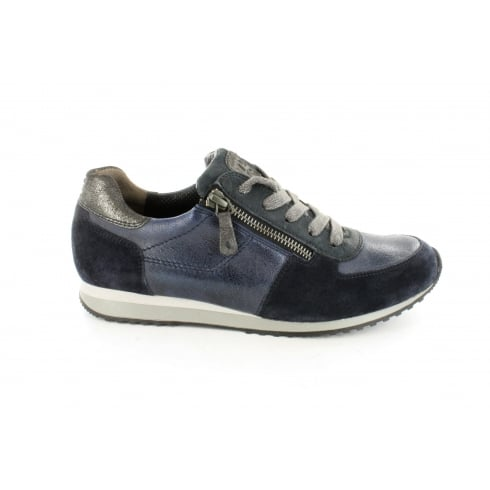 PAUL GREEN 4252-12 Navy Womens Shoe
