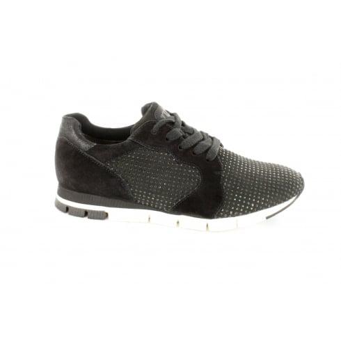 PAUL GREEN 4268-00 Black Womens Shoe