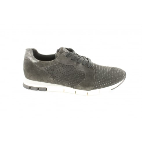PAUL GREEN 4268-01 Grey Womens Shoe