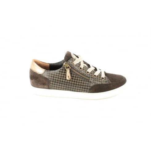 PAUL GREEN 4294-12 Check Womens Shoe