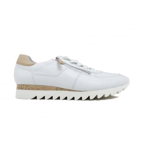 PAUL GREEN 4485-00 White Womens Shoe