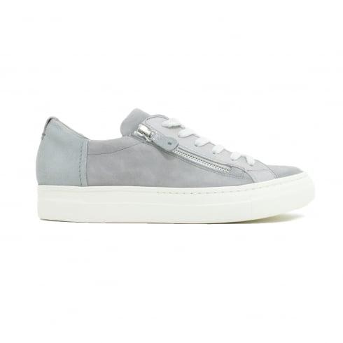 PAUL GREEN 4512-02 Silver Womens Shoe