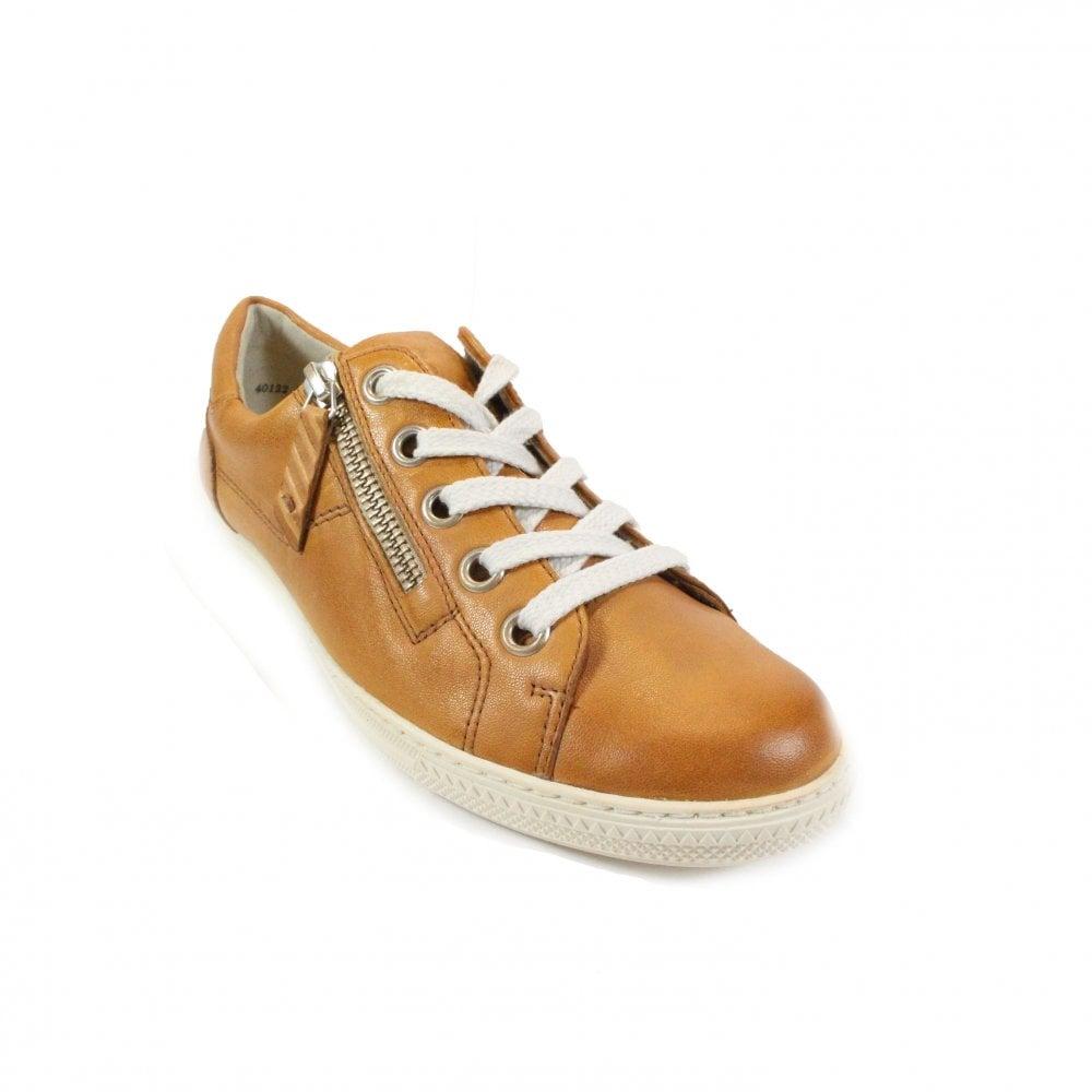 Paul Green 4940-05 Tan Leather Womens