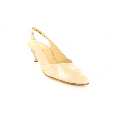 PAUL GREEN 6511-01 Nude Womens Shoe