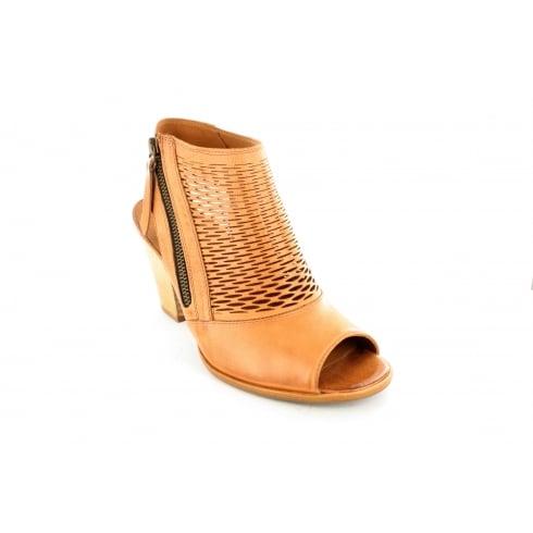 PAUL GREEN 6568-05 Tan Womens Sandal