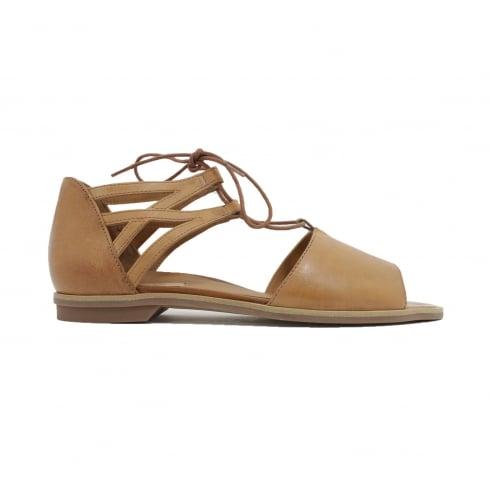 PAUL GREEN 6574-02 Tan Womens Sandal