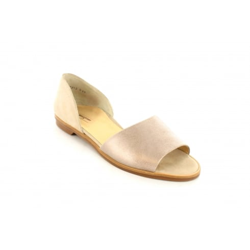 PAUL GREEN 6581-01 Beige Womens Sandal