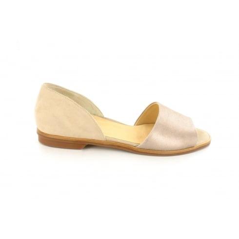 PAUL GREEN 6581-01 Beige Womens Sandal