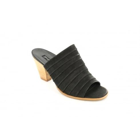 PAUL GREEN 6697-00 Black Womens Shoe