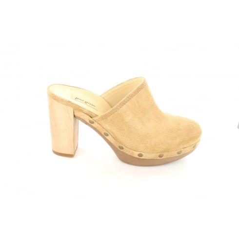 PAUL GREEN 6754-01 Beige Womens Shoe