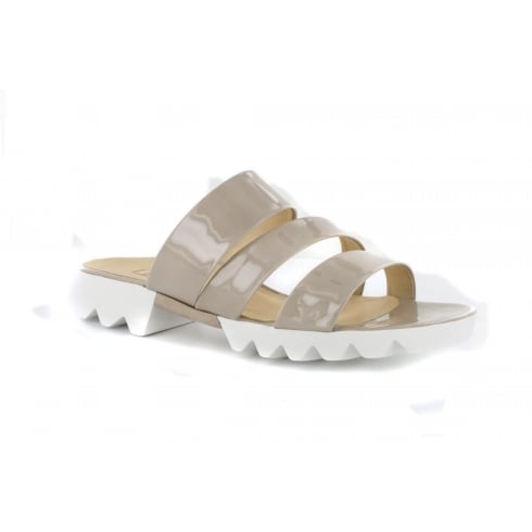 PAUL GREEN 6795-01 Grey Womens Sandal