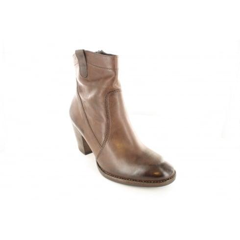 PAUL GREEN 8002-05 Brown Womens Boot