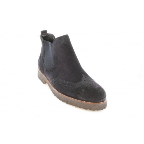 PAUL GREEN 8022-01 Navy Womens Boot