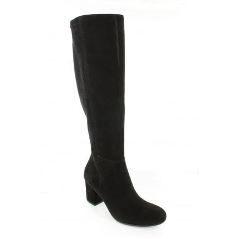 PAUL GREEN 8032-00 Black Womens Boot
