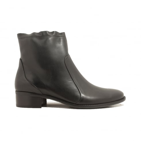 PAUL GREEN 8063-02 Black Womens Boot