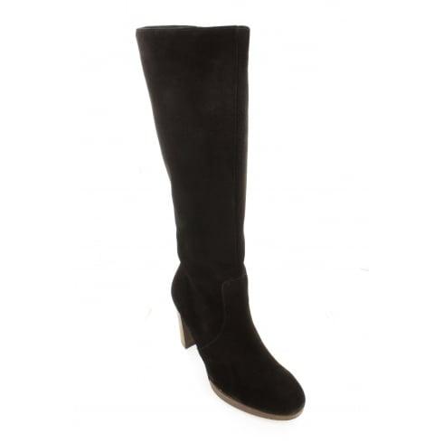 PAUL GREEN 8067-00 Black Womens Boot