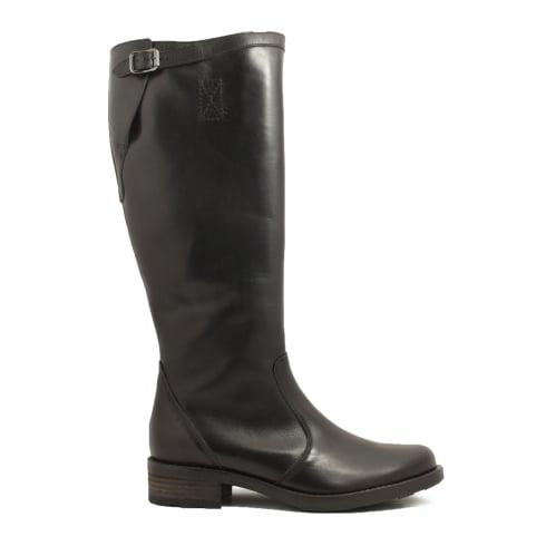 PAUL GREEN 8105-03 Black Womens Boot