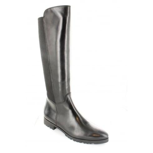 PAUL GREEN 8764-01 Black Womens Boot