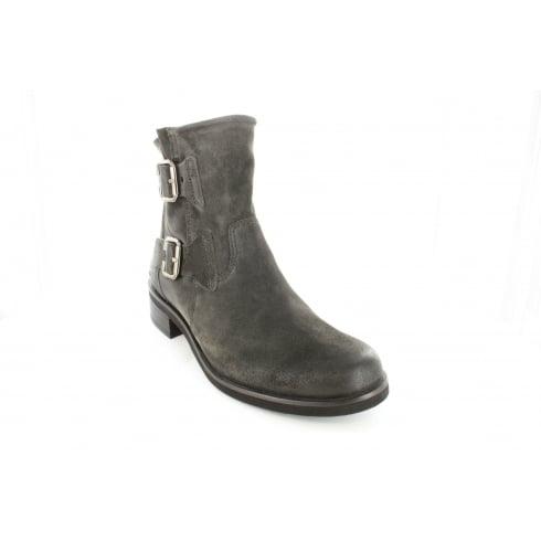 PAUL GREEN 8783-00 Grey Womens Boot