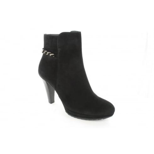 PAUL GREEN 8826-00 Black Womens Boot