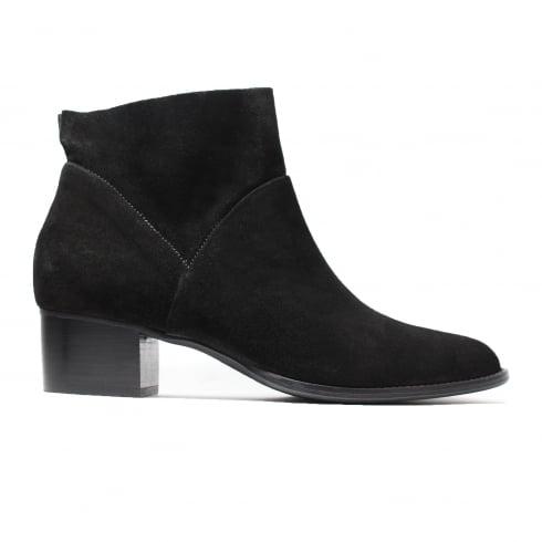 PAUL GREEN 8847-01 Black Womens Boot