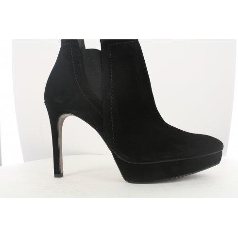 PAUL GREEN 8857-00 Black Womens Boot
