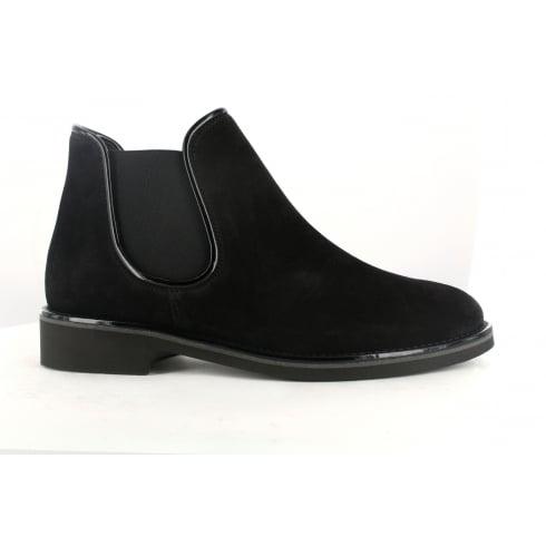 PAUL GREEN 8865-00 Black Womens Boot