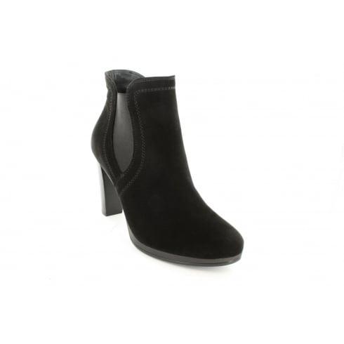 PAUL GREEN 8950-01 Black Womens Boot