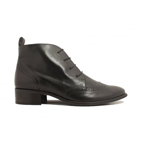 PAUL GREEN 9022-03 Black Womens Boot
