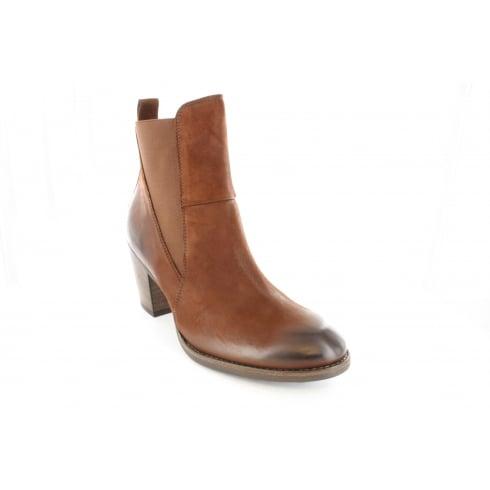 PAUL GREEN 9103-01 Brown Womens Boot