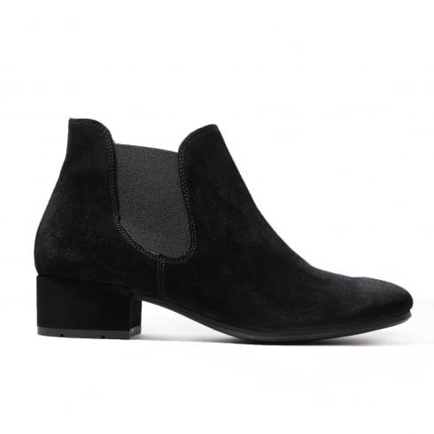 PAUL GREEN 9161-01 Black Womens Boot