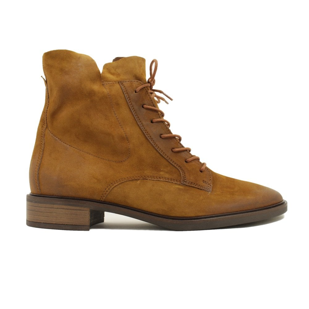paul green lace up booties