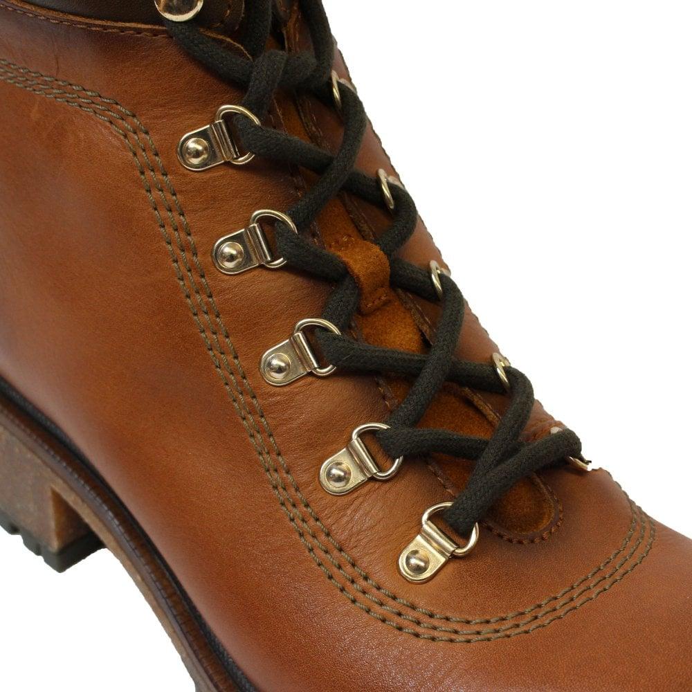 Pikolinos Aspe W9Z-8634C1 Tan Leather