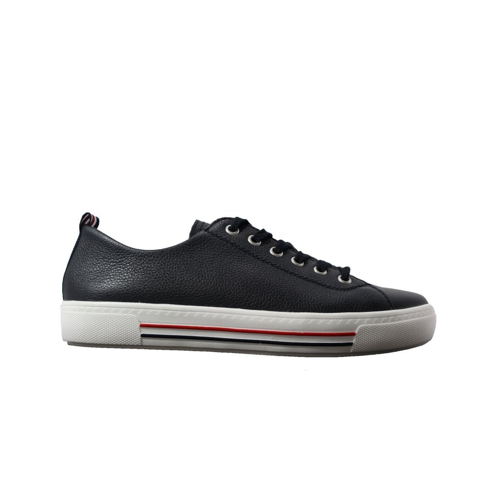 Remonte D0900-15 Navy Leather Womens